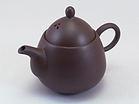 Banko-yaki teapot by Jitsuzan, 160 ml (5.4 oz)