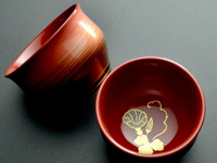"Little ""four seasons"" cup, asagao, 50 ml (1.7 oz)"