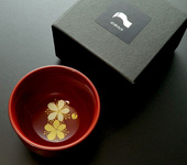 "Little ""four seasons"" cup, ume, 50 ml (1.7 oz)"