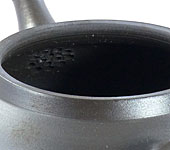 Tokoname-yaki teapot by Itô Gafû, 120 ml (4 oz)