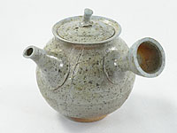 """Yôhen"" kyûsu teapot by Shiraiwa Taisuke, 210 ml (7.1 oz)"