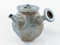 """Yôhen"" kyûsu teapot by Shiraiwa Taisuke, 230 ml (7.7 oz)"