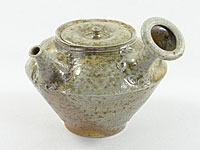 """Yôhen"" kyûsu teapot by Shiraiwa Taisuke, 180 ml (6.1 oz)"
