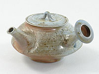 """Yôhen"" kyûsu teapot by Shiraiwa Taisuke, 170 ml (5.7 oz)"