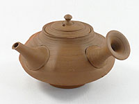 """Shudei"" kyûsu teapot by Shiraiwa Taisuke, 200 ml (6.7 oz)"