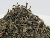 Black tea from Gokase, Benifûki cultivar, 2017 first flush