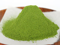 Set matcha from Uji (Asahi) and chasen