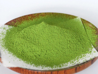 Set matcha from Uji (Uji-hikari) and chasen