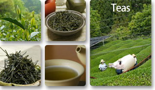 The best green tea is found at Teas of Japan