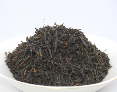 Black tea from Yame, Benifûki cultivar, 2017 first flush
