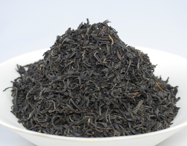 Black tea from Ureshino, Fuji-kaori, second flush 2017